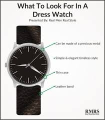 5 watch styles every man should know men s guide to types of dress watches
