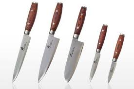 Damascus Kitchen Knife Custom Handmade Damascus Steel Kitchen Best Best Kitchen Knives