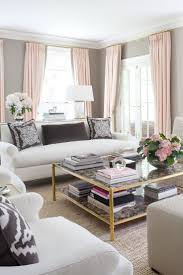 Living Room Curtains 17 Best Ideas About Pink Curtains On Pinterest Pink Apartment