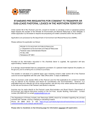 Sublease Form Consent To Transfer Or Sublease Form