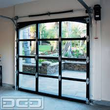 three custom wood spanish garage doors and a home gym glass garage door project
