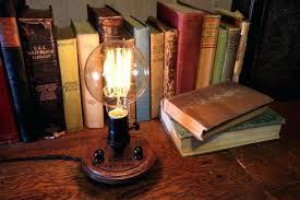 edison bulb desk lamp table lamp with bulb desk lamp coffee table light bar with bulb edison bulb desk lamp