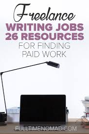 lance writing jobs resources for paid work have you got any other lance writing job opportunities to share us leave us a comment and we ll add it to the list