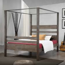 Bed Frame Styles 25 masterpiece full size canopy bed frame subuha 5739 by xevi.us