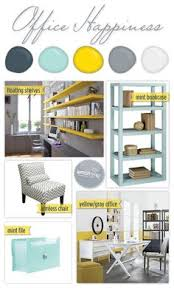 office color palette. A Yellow And Grey Color Palette With Chevron Stripes Mint Green Accents. [ Office S