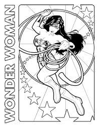 Small Picture Wonder Girl Coloring Pages Coloring Coloring Pages