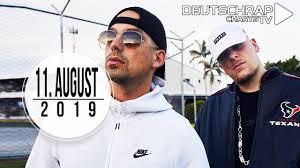 Deutschrap Charts Top 20 Deutschrap Charts 11 August 2019
