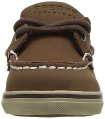 Sperry Infant Shoe Size Chart Sperry Intrepid Crib B Boat Shoe Infant Toddler
