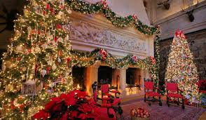 Biltmore House Christmas Photo Tour 2016