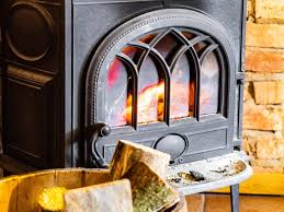 wood stove in your manufactured home