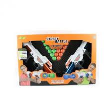 <b>Игровой набор</b> оружия <b>1toy Street</b> Battle Т13652 Артикул 707487 ...