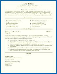 list of core competencies for resumes resume skills and strengths flight attendent weakness on resume