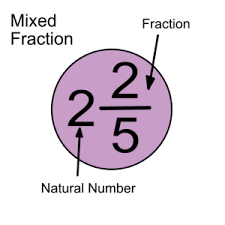 Types of Fractions: Definition, Explanation & examples