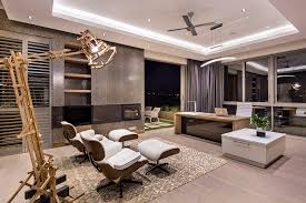 home office study. Waterfall Estate, Johannesburg Home Office Study