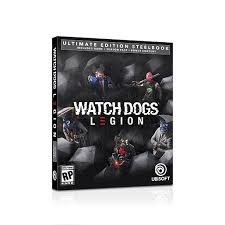 Watch Dogs Legion Collector Edition