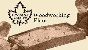 Wooden Game Plans Wooden Game Plans The Barley Harvest Woodworking 4