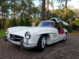 1955 Mercedes Benz 300 SL GULLWING - Full Restoration