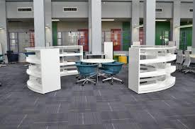 modern library furniture. Steel Radius Shelving System Modern Library Furniture G