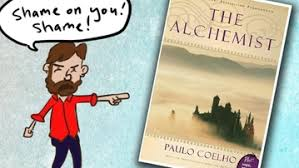 sparklife posts tagged the alchemist 9 books i hate that everyone else loves