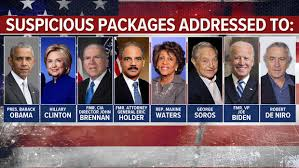 Image result for  Time Warner Center, Clintons and Obamas receive suspicious packages: Live updates