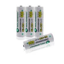 Solar Light Batteries Aa