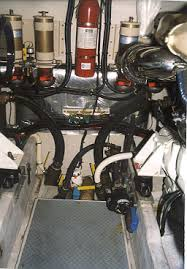 boat review by david pascoe, sea ray 500 sundancer sea ray yacht 1990 Sea Ray Wiring Diagram placement of major items allows for pretty easy service access 1990 sea ray wiring diagram