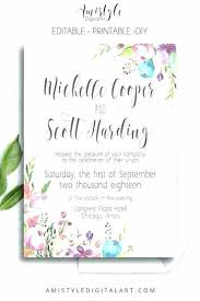 Create Your Wedding Invitation Online Luxury Card Ideas To Make