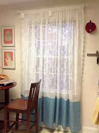Coral Patterned Curtains Amazing Inspiration
