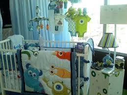 monster crib bedding disney little monsters sets target
