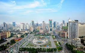بالصور : أغنى 10 مدن في الصين - رائج