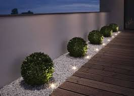 garden lighting ideas. right in time for summer osram is expanding its line of noxlite outdoor led luminaires new the range garden spot mini lighting ideas