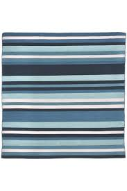 boardwalk rugs blue water stripe indoor outdoor rug