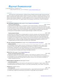 sample resume for warehouse manager sample resume 2017 sample