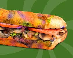 Get Ready To Take A Trip Quiznos Magic Mushroom Melt Gets