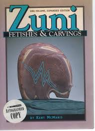 Carving compete fetish guide zuni