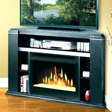 corner fireplace tv stand electric fireplaces small heater