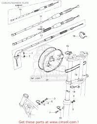 Kx 80 wiring diagram wiring data yz 80 920451211 bearingball 626 kx80 j2 saab 9