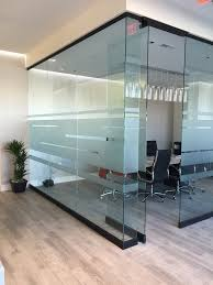 custom glass offices montgomery co md partitions railings dc