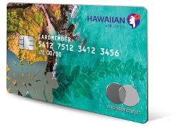Hawaiian Airlines World Elite Mastercard Barclays Us