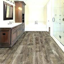 rustic wood look vinyl plank flooring luxury warm gray modern
