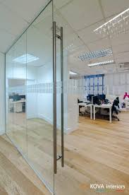 glass doors without framing