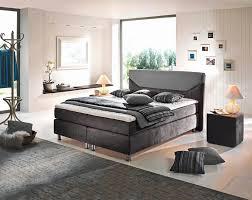 Schlafzimmer Komplett Mit Boxspringbett Schlafzimmer Komplett