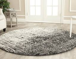 easily 8 foot round rug com safavieh retro collection ret2770 9079 modern abstract