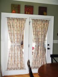 half door curtain panel door panel curtains pocket door panel curtains