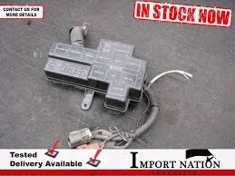 nissan 300zx z32 fuse box main engine bay fuses other parts