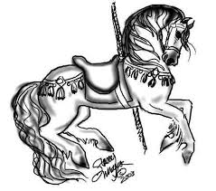 Small Picture AWhiteHorsecom Stacey Mayers Free Online Coloring Pages