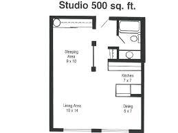 750 square feet apartment floor plan studio plans bluffs room