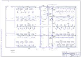 Курсовые и дипломные проекты по электроснабжению Чертежи РУ Курсовой проект Электроснабжение сварочного цеха