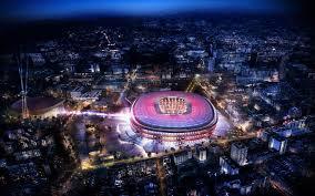 Camp Nou Stadium Seating Chart New Camp Nou Stadium Barcelona Verdict Designbuild