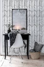 kelly martin interiors blog pattern madness wallpaper scandinavian